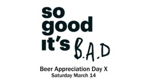Beer Appreciation Day @ Duart House